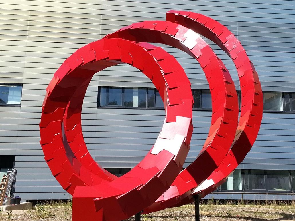 Hahner Kunst und Design – Cube Spiral
