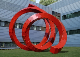 Hahner Kunst und Design – Cube Spiral Jülich Seite