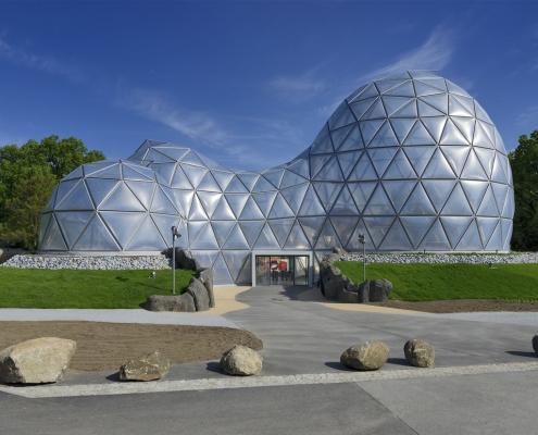 Hahner Sonderbauten – Mitoseum Bautzen Eingang