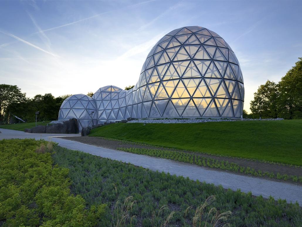 Hahner Sonderbauten – Mitoseum Bautzen aussen