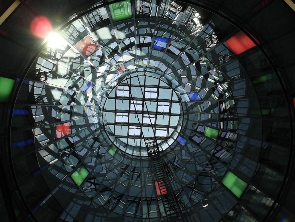 Hahner Stahlbau – Rotunden aus Stahl und Glas Oldenburg unten
