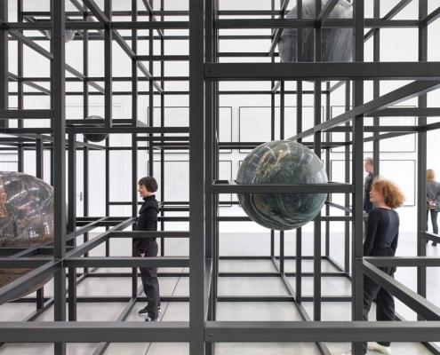 Hahner Kunst und Design – Linienland Alicja Kwade