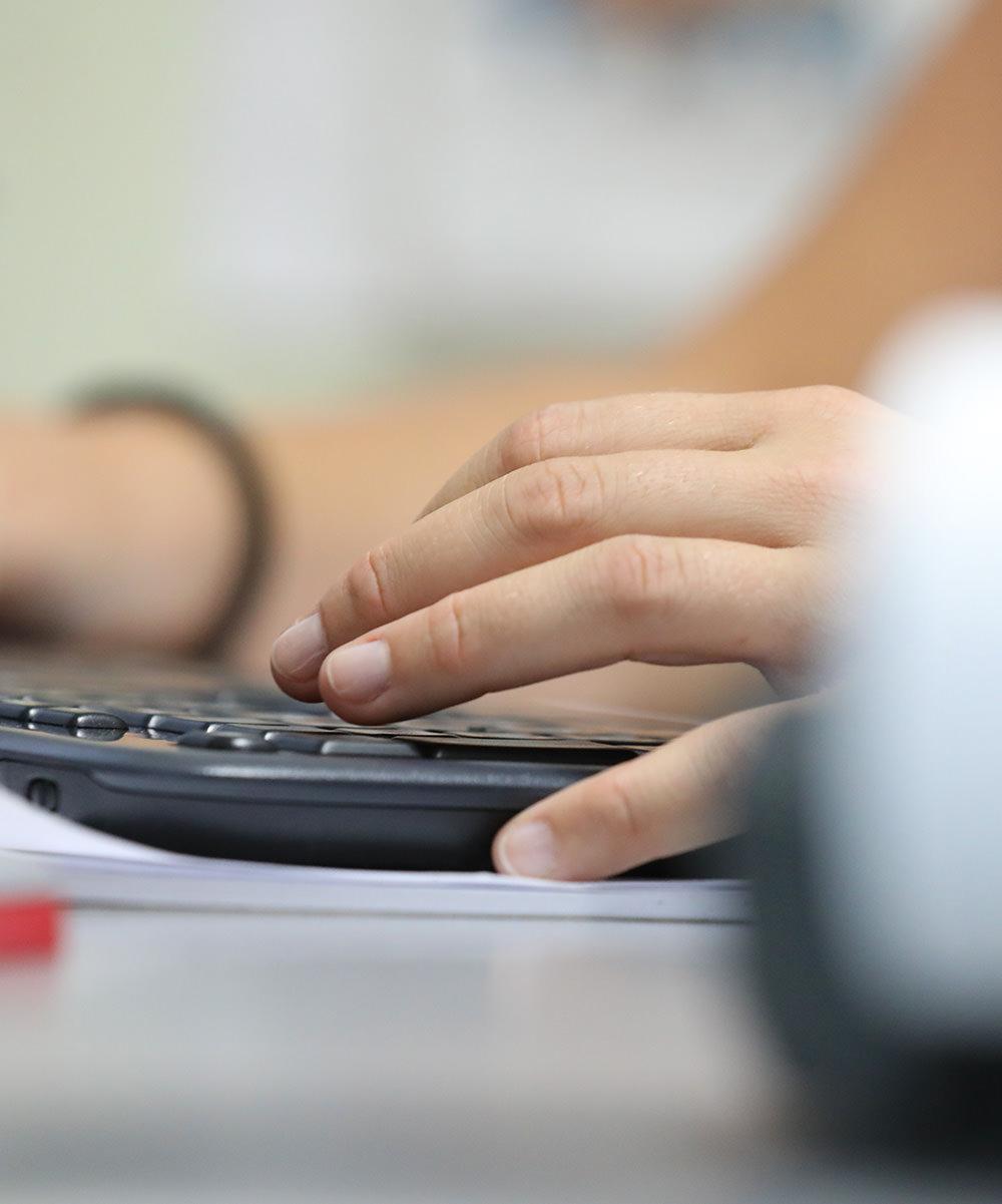 Stellenausschreibung Finanzbuchhalter – Hahner Technik