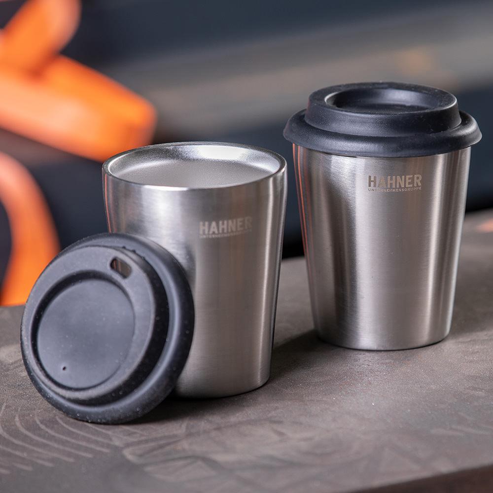 Hahner Technik – Aluminiumbecher Nachhaltigkeit bis ins Detail