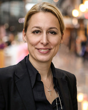 Lemaitre Christine – Stahlbauinfotage Hahner Technik