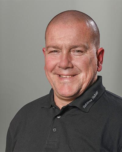Jens Bagus Teamleitung Oberfläche und Versand bei Hahner Technik